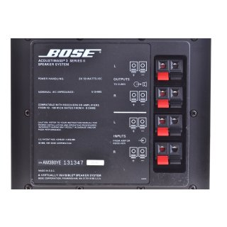 Bose Acoustimass 3 Series II Subwoofer