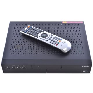 Humax HD-FOX+ Digitaler Sat Recieiver