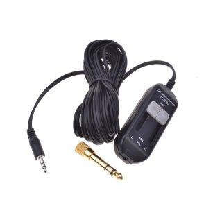 sennheiser hzr62 kabel mit lautst rkeregler f r kopfh. Black Bedroom Furniture Sets. Home Design Ideas